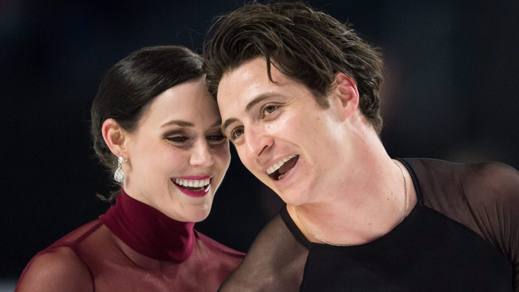 Virtue & Moir's perfect score, Chan's 10th title at national championships