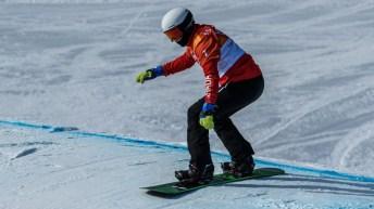 Team Canada Zoe Bergermann PyeongChang 2018