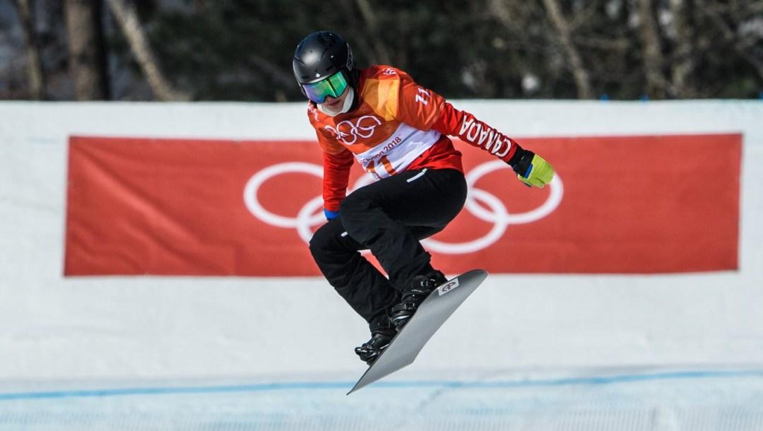 Team Canada Carle Brenneman PyeongChang 2018