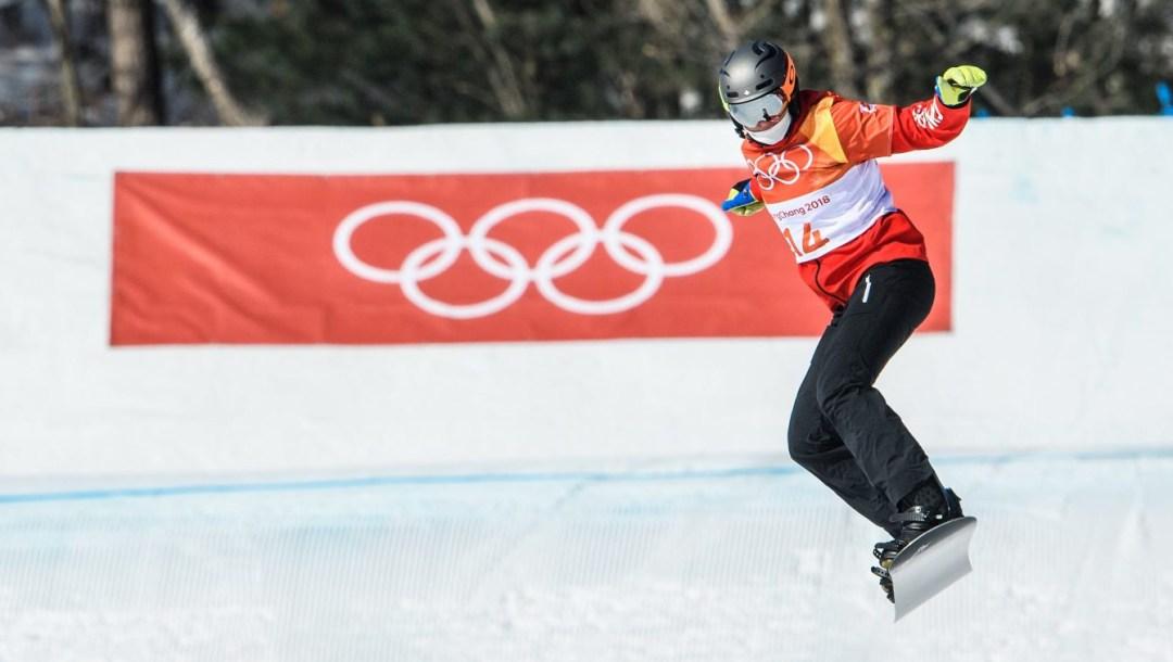 Team Canada Tess Critchlow PyeongChang 2018