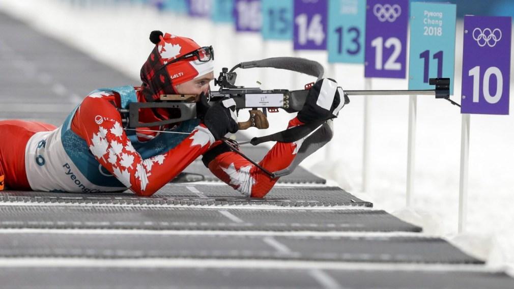Nathan Smith Team Canada PyeongChang 2018
