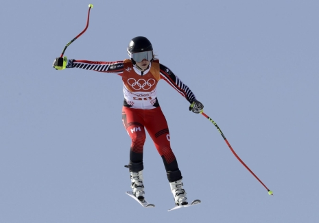 Team Canada Candace Crawford PyeongChang 2018