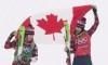 Best friends Serwa and Phelan share ski cross glory in PyeongChang