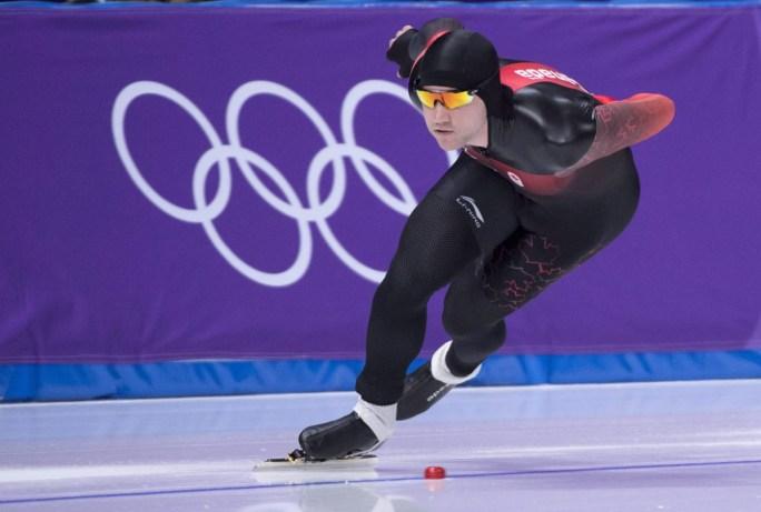 Team Canada Vincent de Haitre PyeongChang 2018