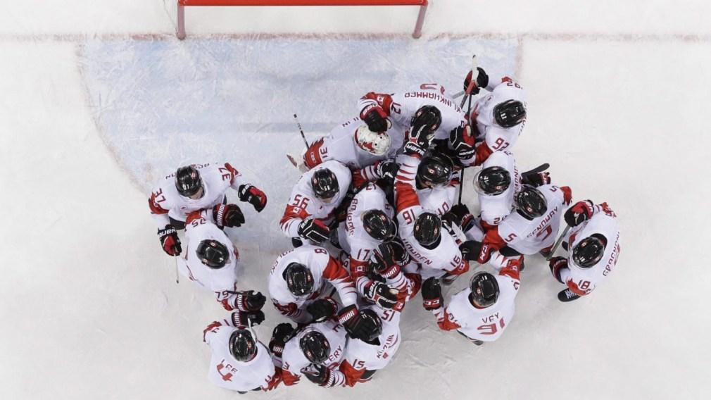 PyeongChang 2018: Men's ice hockey earns bronze!