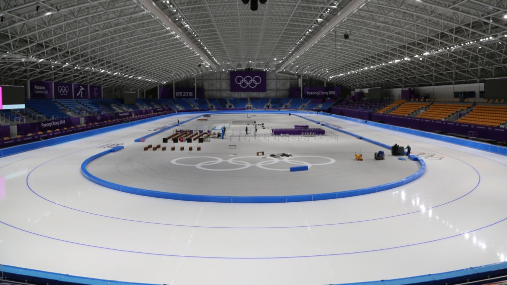 A look at the PyeongChang 2018 Olympic venues
