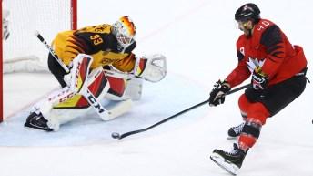 Team Canada Germany Ice Hockey PyeongChang 2018