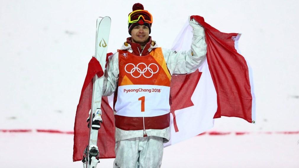 PyeongChang 2018: Mikaël Kingsbury wins gold!