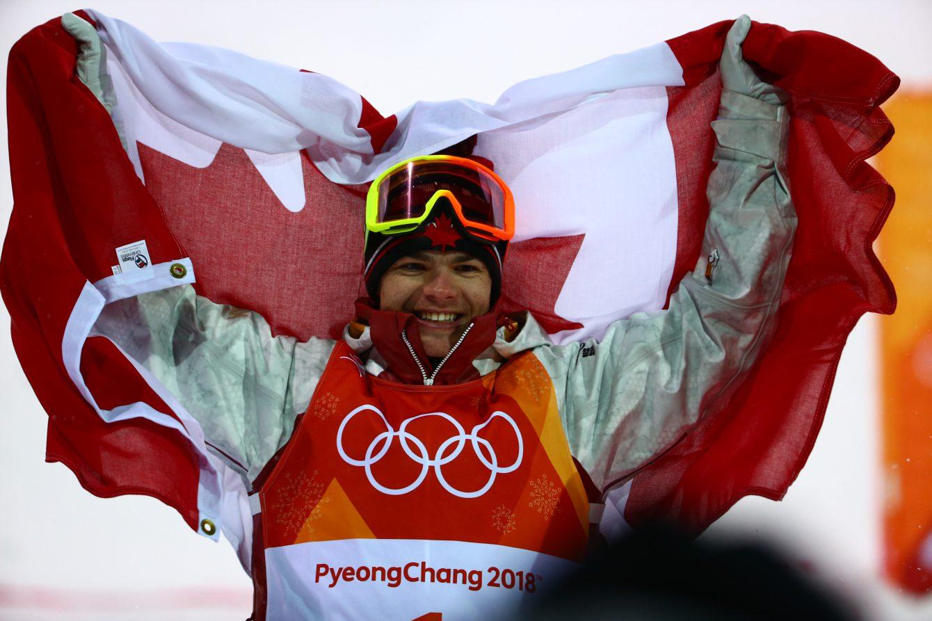 Team Canada Mikael Kingsbury PyeongChang 2018