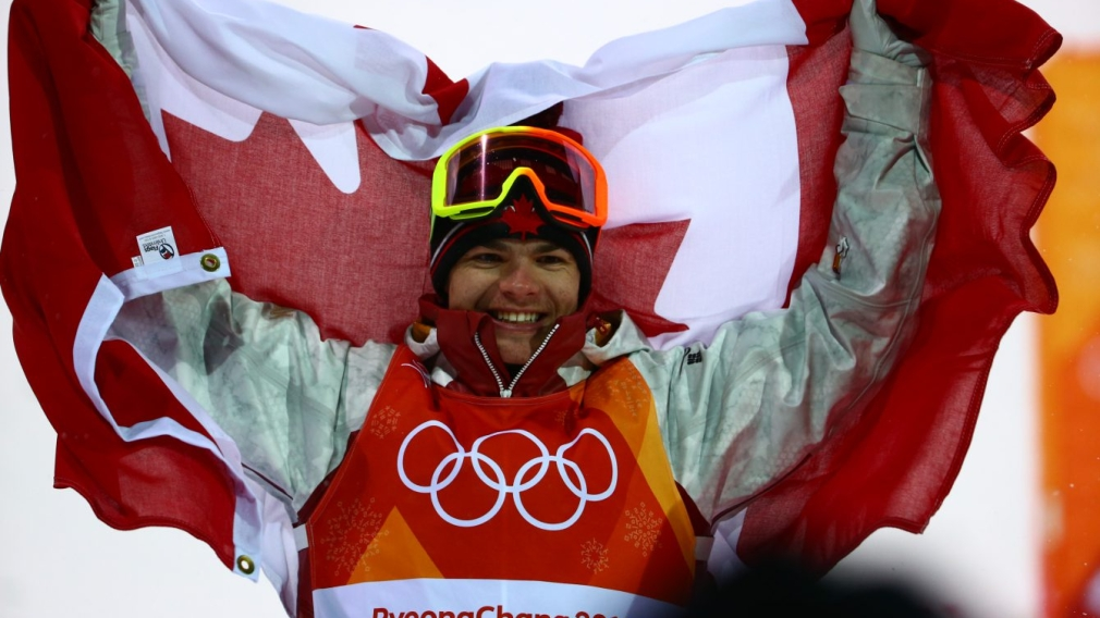 Kingsbury wins Lou Marsh Trophy as Canada's Athlete of the Year
