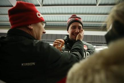 Team Canada Alexander Kopacz PyeongChang 2018