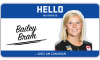 Hi, my name is Bailey Bram and I play hockey