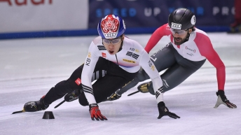 Hungary Speed Skating World Cup