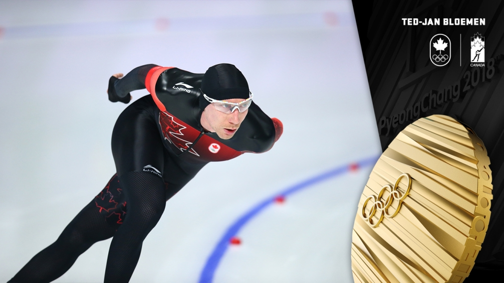 Bloemen wins 10,000m gold for second medal of PyeongChang 2018