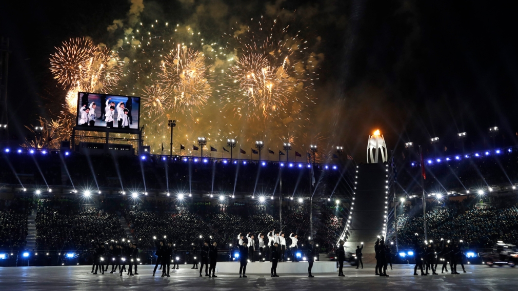 Pop stars and pandas in PyeongChang: Best of the Closing Ceremony