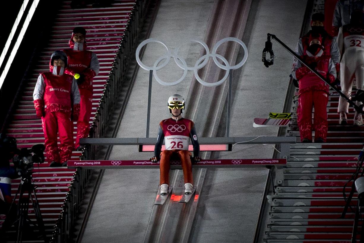 Team Canada PyeongChang 2018 Mackenzie Boyd Clowes
