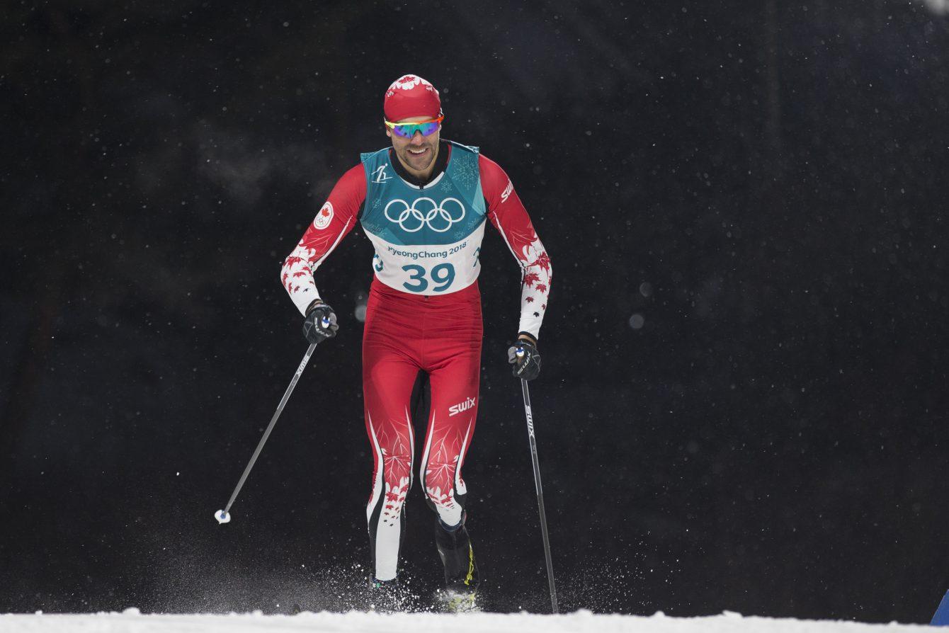 Team Canada PyeongChang 2018 Lenny Valjas