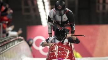 Team Canada Justin Kripps Alex Kopacz PyeongChang 2018