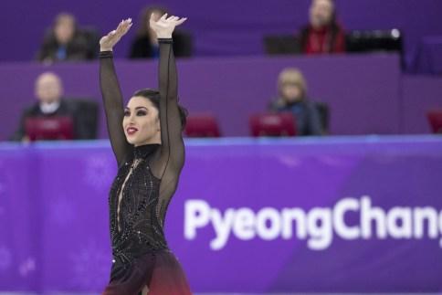 Team Canada Gabrielle Daleman PyeongChang 2018