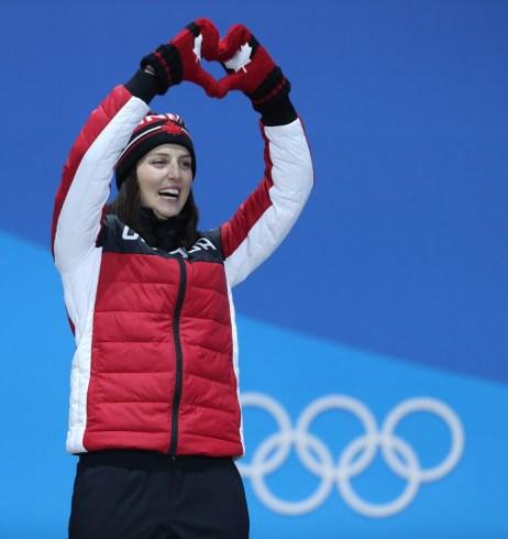 Team Canada Kelsey Serwa PyeongChang 2018