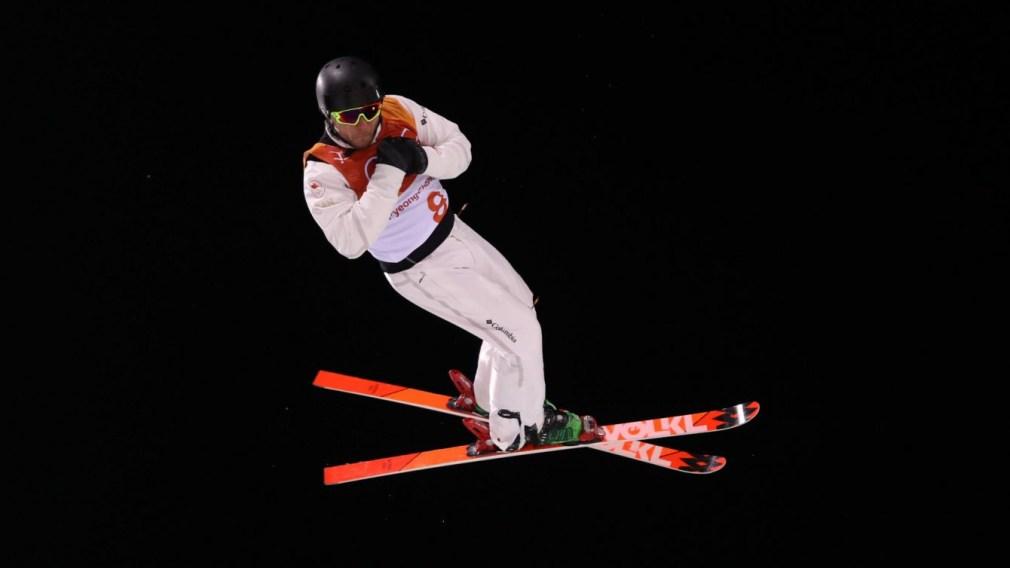 Team Canada Olivier Rochon PyeongChang 2018