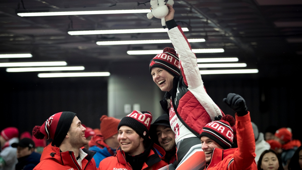 Gough engineers historic euphoria for Canadian Olympic luge