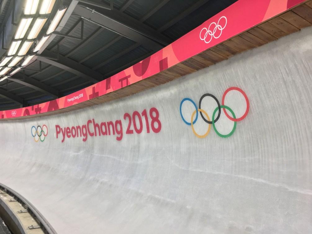 Olympic Sliding Centre