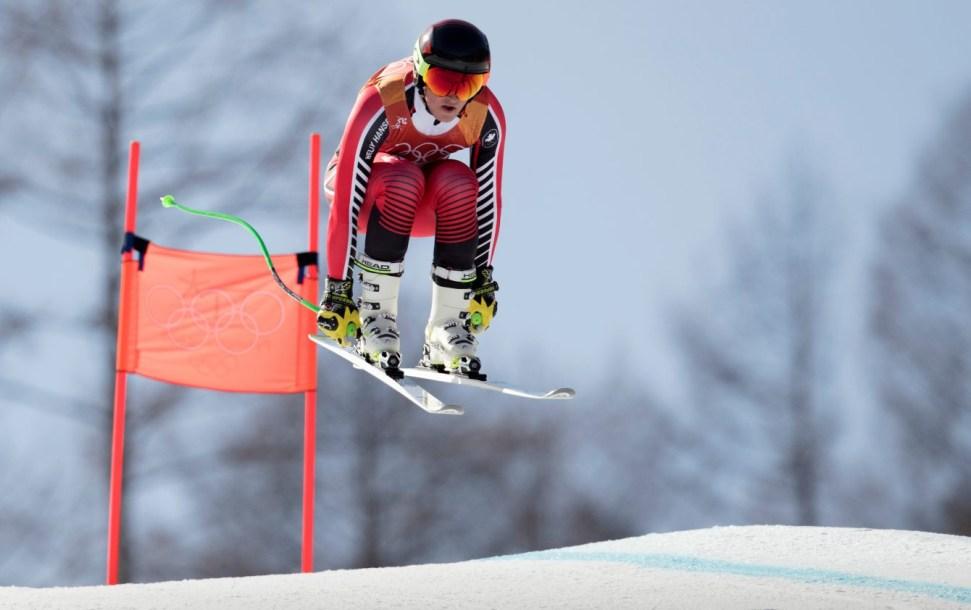 Team Canada Broderick Thompson PyeongChang 2018