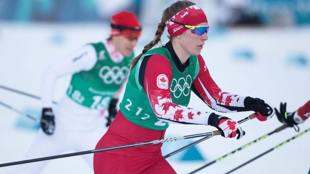 Team Canada Dahria Beatty PyeongChang 2018