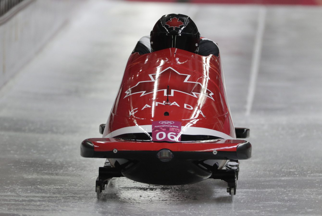 Team Canada Alex Kopacz Justin Kripps PyeongChang 2018