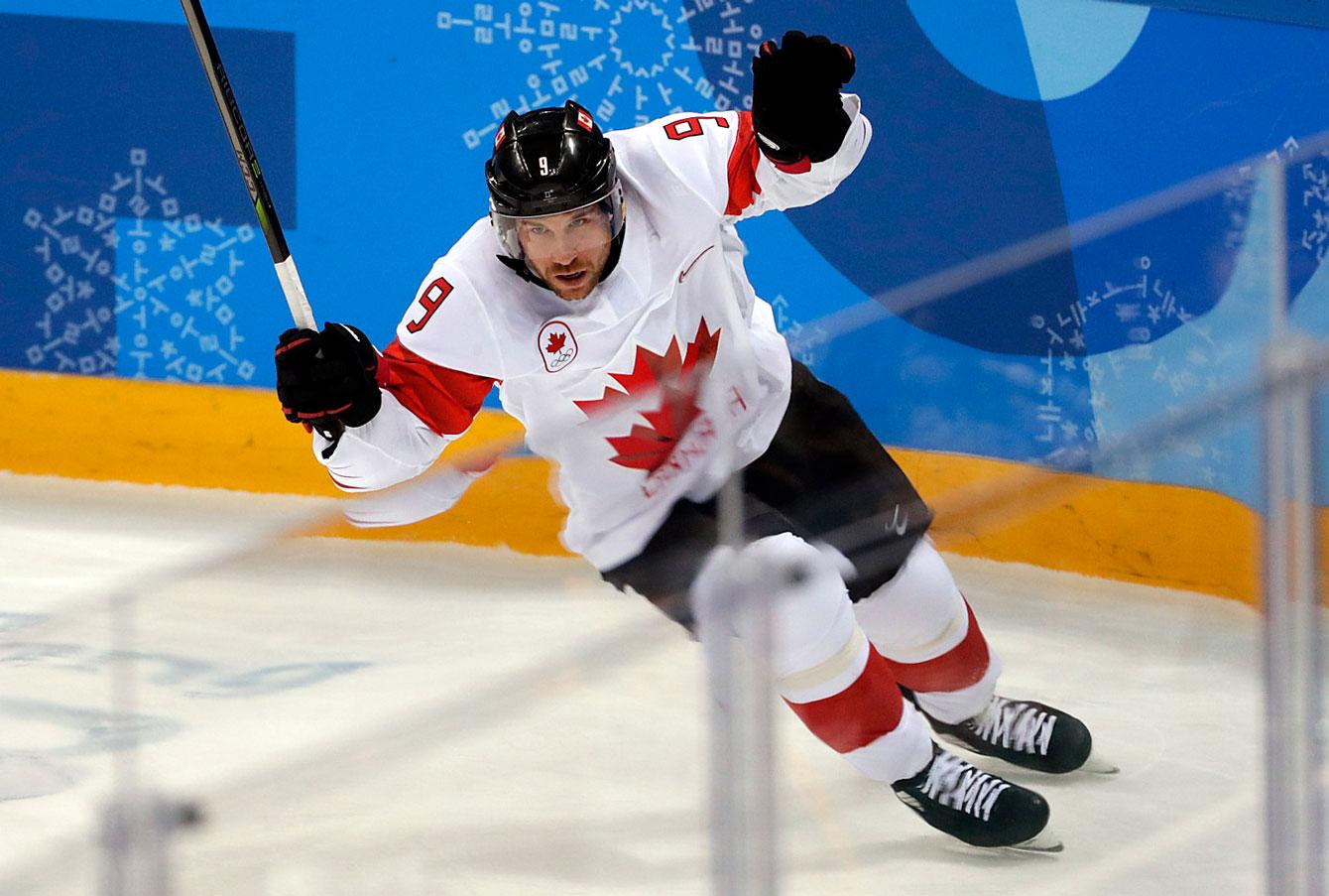 Team Canada Czech Republic Ice Hockey PyeongChang 2018