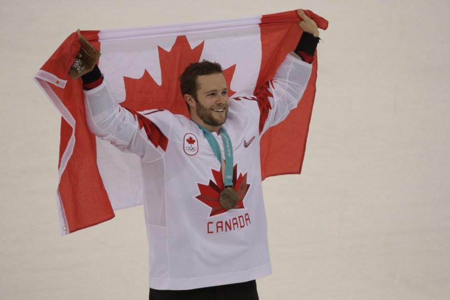 Team Canada Cody Goloubef PyeongChang 2018