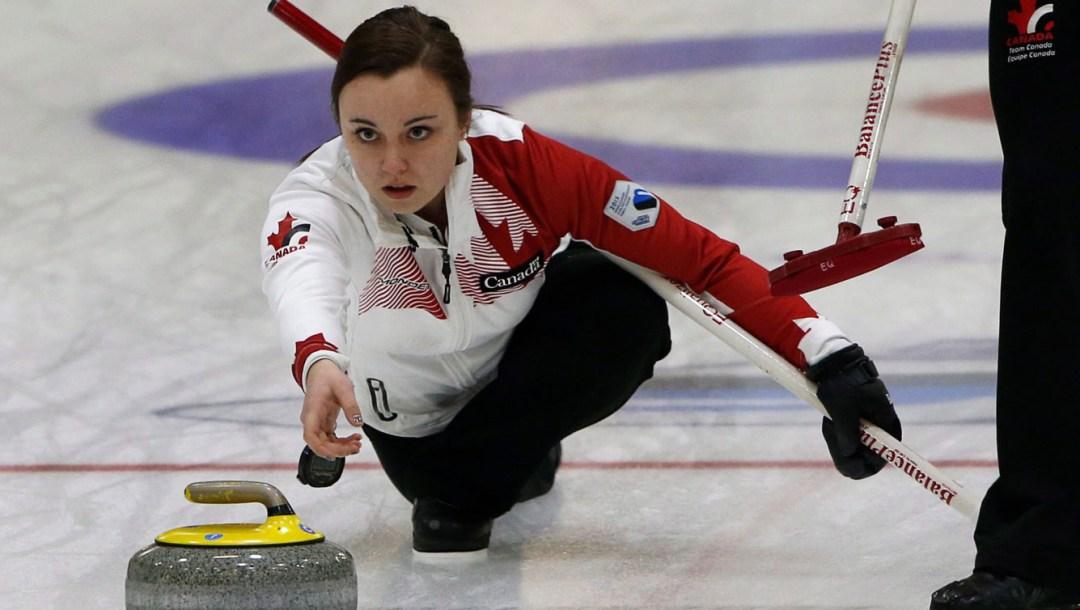 Kelsey Rocque Team Canada