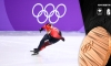 Boutin captures 500m short track bronze for first Olympic medal
