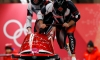 Kripps and Kopacz in second place at two-man bobsleigh halfway mark