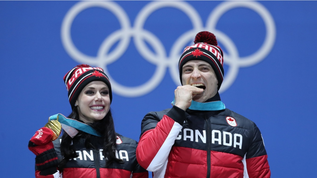 Tessa Virtue and Scott Moir: Iconic Career Moments