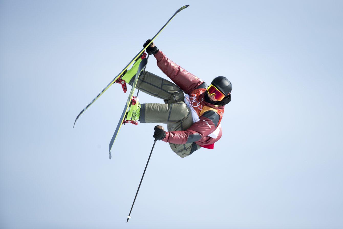 Team Canada Alex Beaulieu-Marchand Ski Slopestyle