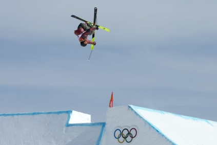 Team Canada Alex Beaulieu-Marchand Slopestyle Ski