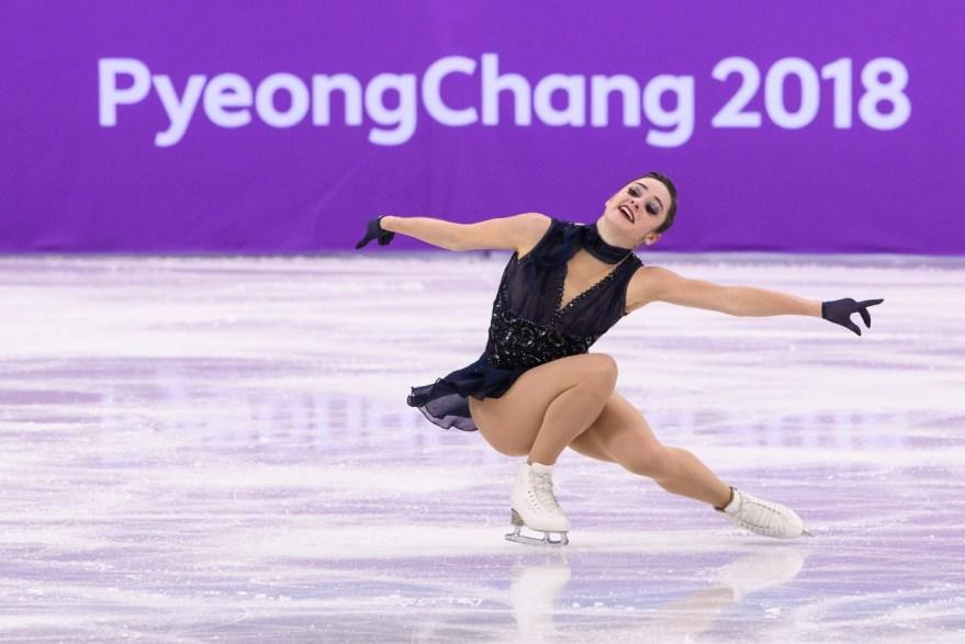 Team Canada PyeongChang 2018 Kaetlyn Osmond Figure Skating team