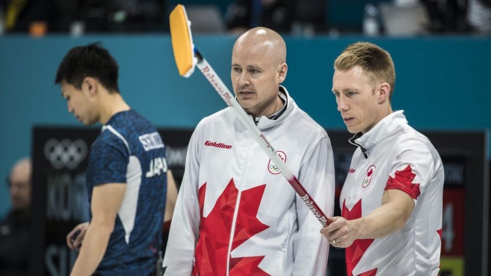 Team Koe gets back in win column, sets sights on Olympic medal round