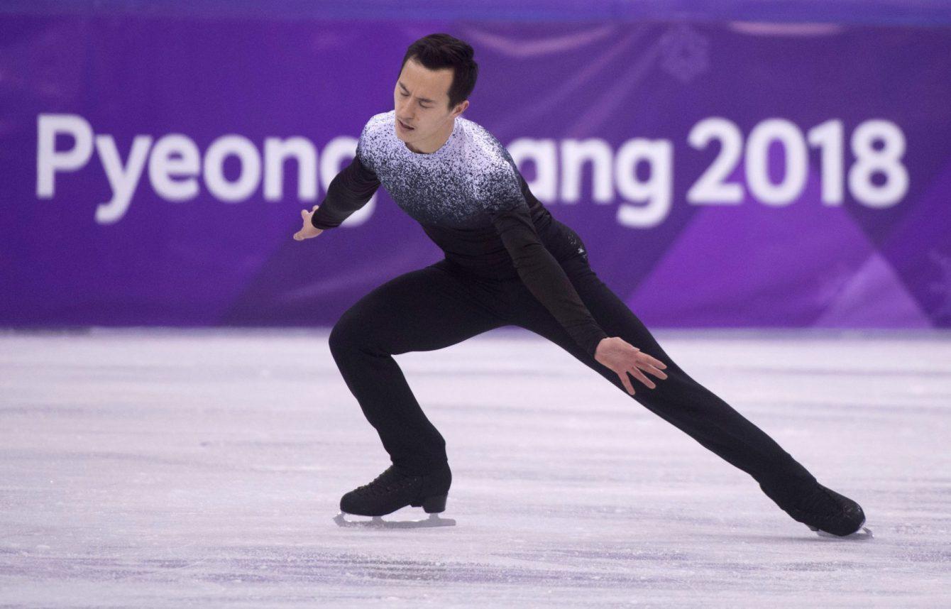 Team Canada Patrick Chan