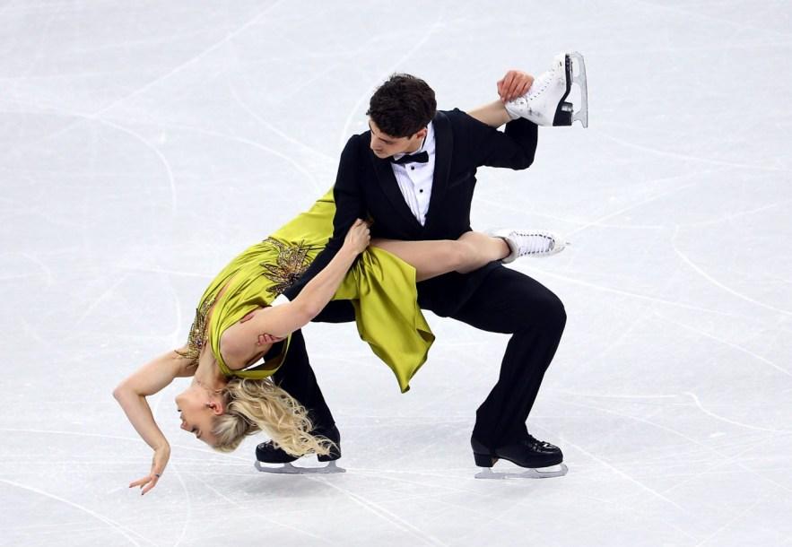 Team Canada PyeongChang 2018 Piper Gilles Paul Poirier ice dance free program