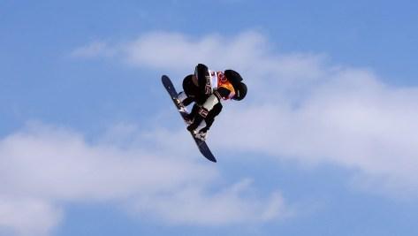Team Canada PyeongChang 2018 Spencer O'Brien slopestyle final