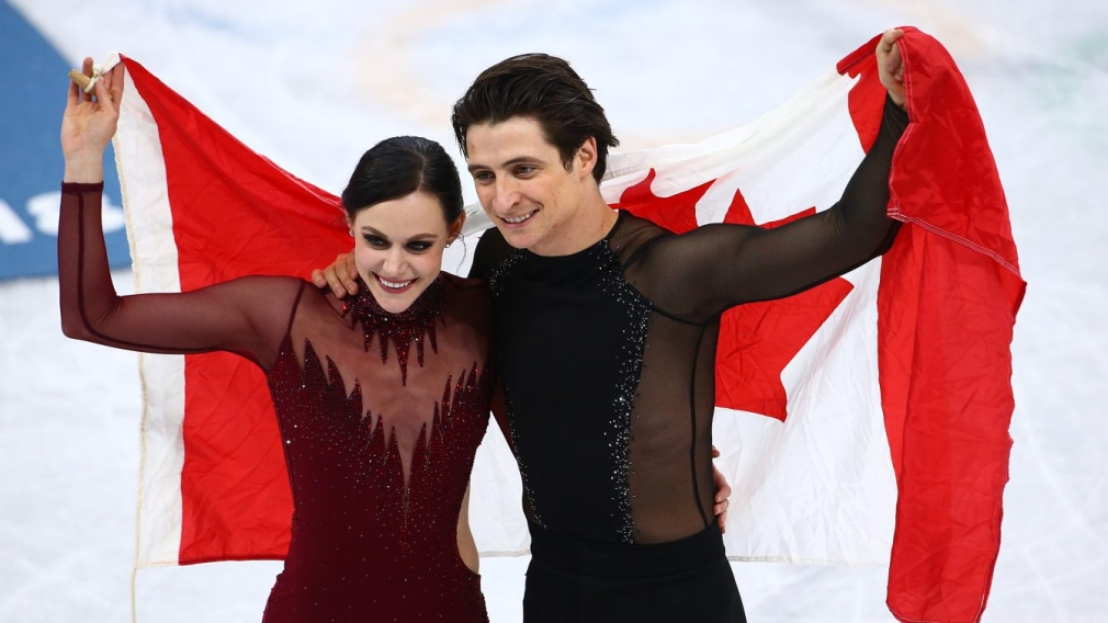 Travels, tours, and more of Virtue and Moir's post-Olympic world
