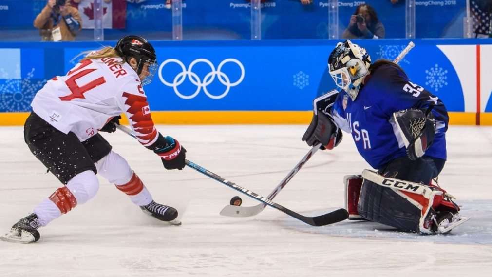 Shootout loss will fuel the future for Team Canada in women's hockey