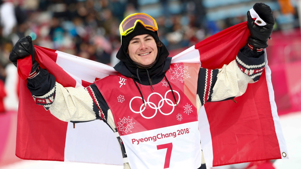 Toutant takes charge in golden inaugural men's Olympic big air final