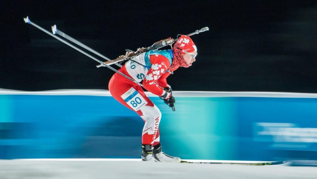 Megan Tandy Team Canada PyeongChang 2018