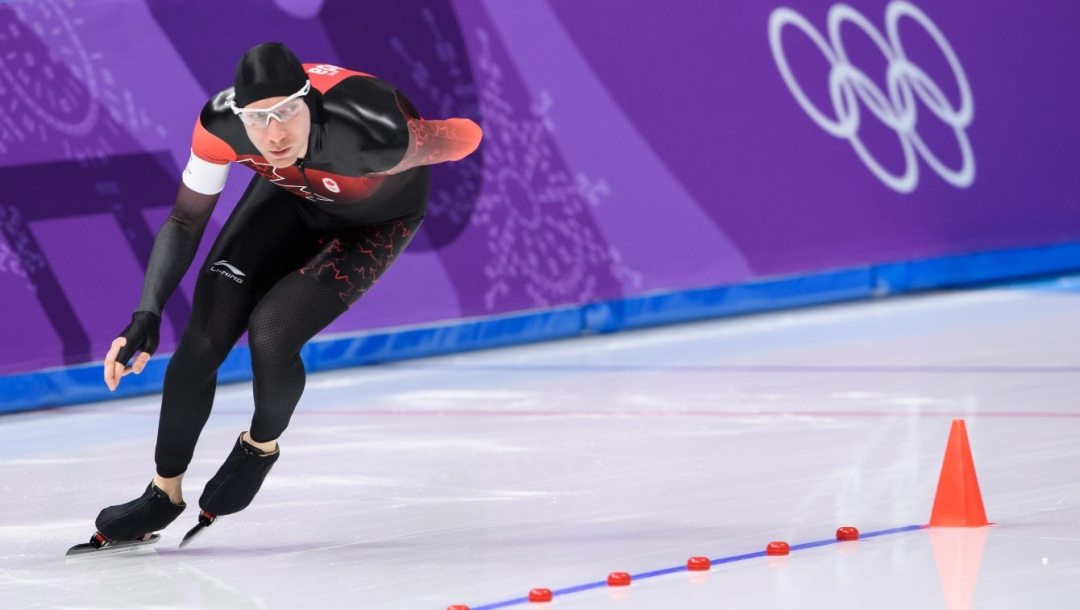 Team Canada PyeongChang 2018 Ted Jan Bloemen