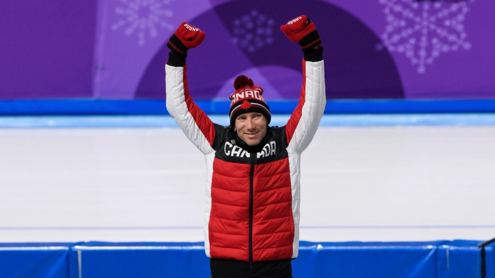 Bloemen's move to Canada leads to Olympic long track silver medal