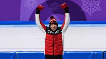 Team Canada PyeongChang 2018 Ted Jan Bloemen